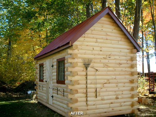 Genial ... 1 Merrimac Log Homes Produces High Quality Milled Logs, Timbers And  Lumber For ...